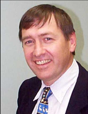 Geoff Laslett